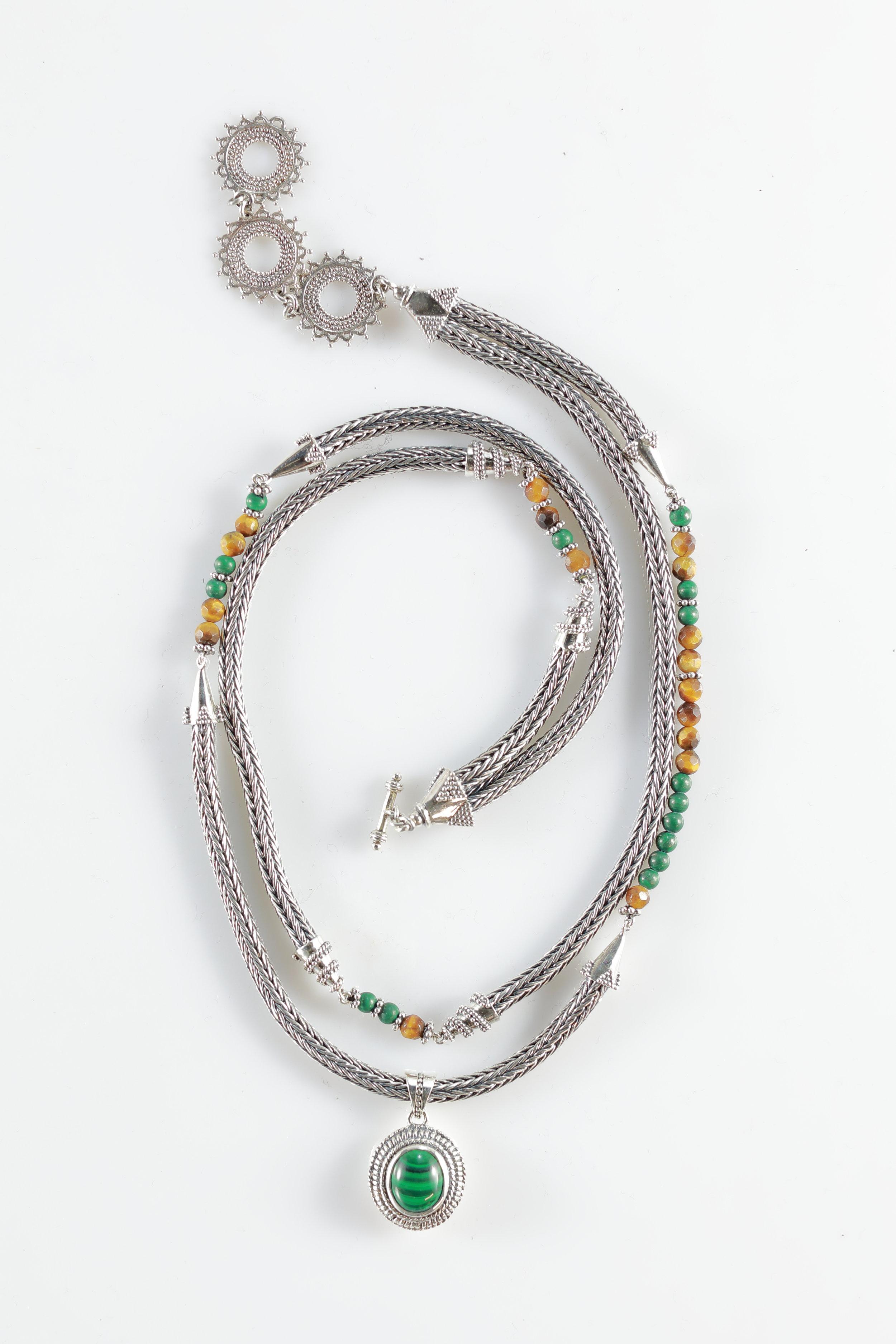 Emerald Terrace Necklace