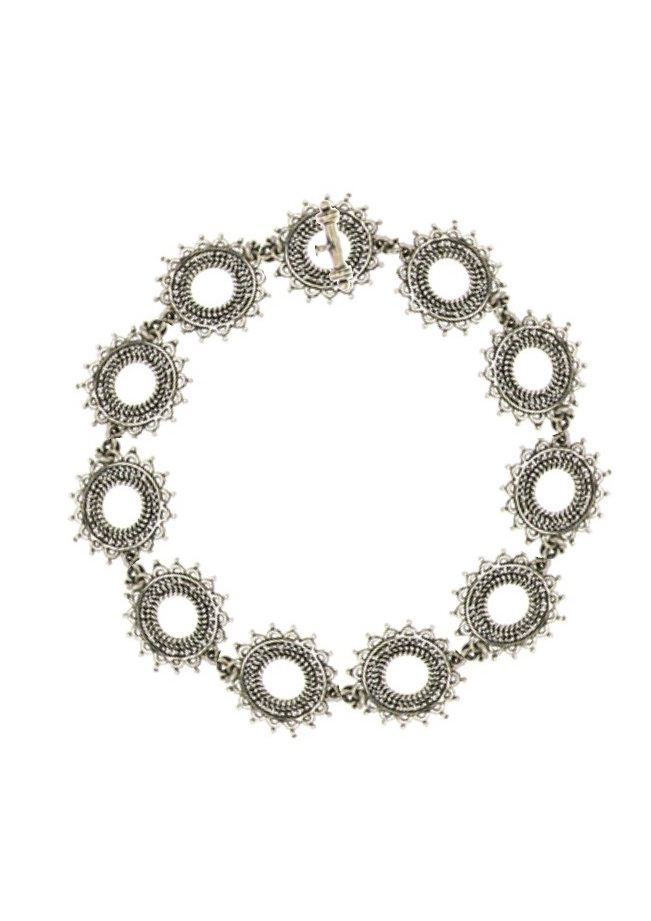karma dangle bracelet