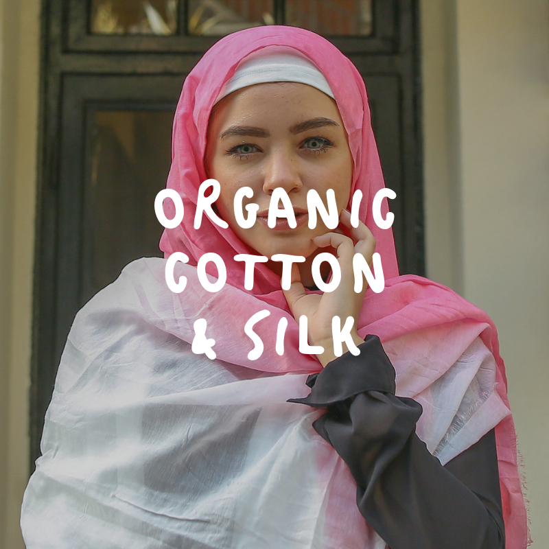 organic cotton scarf shop