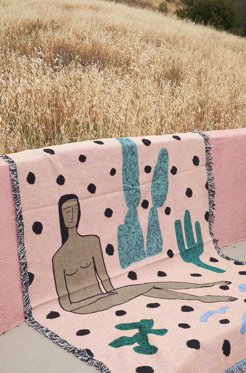 BFGF is an art brand created by Lilian Martinez. BFGF offers accessible and functional art objects for the home and body. It is inspired by comfort, beauty and humor :) -