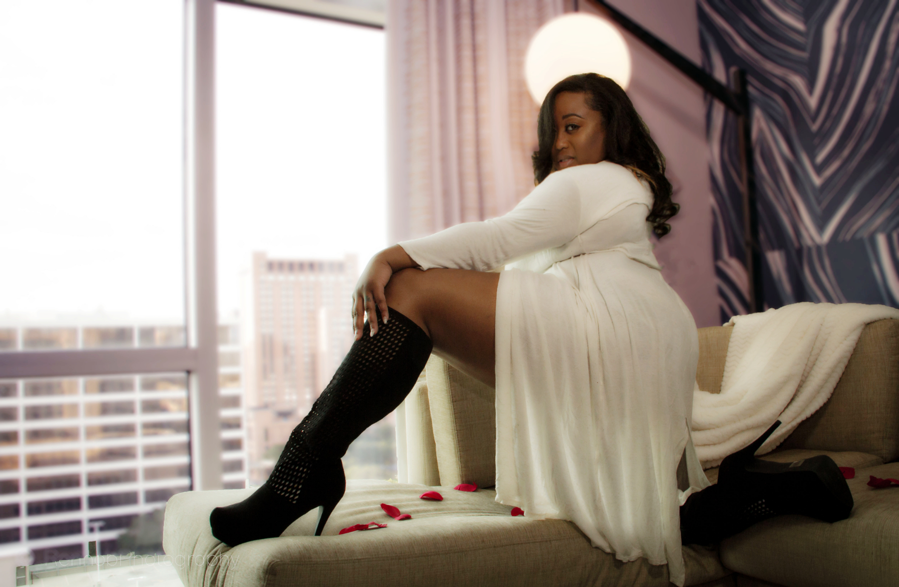Houston Ebony BBW Escort Angel Amore