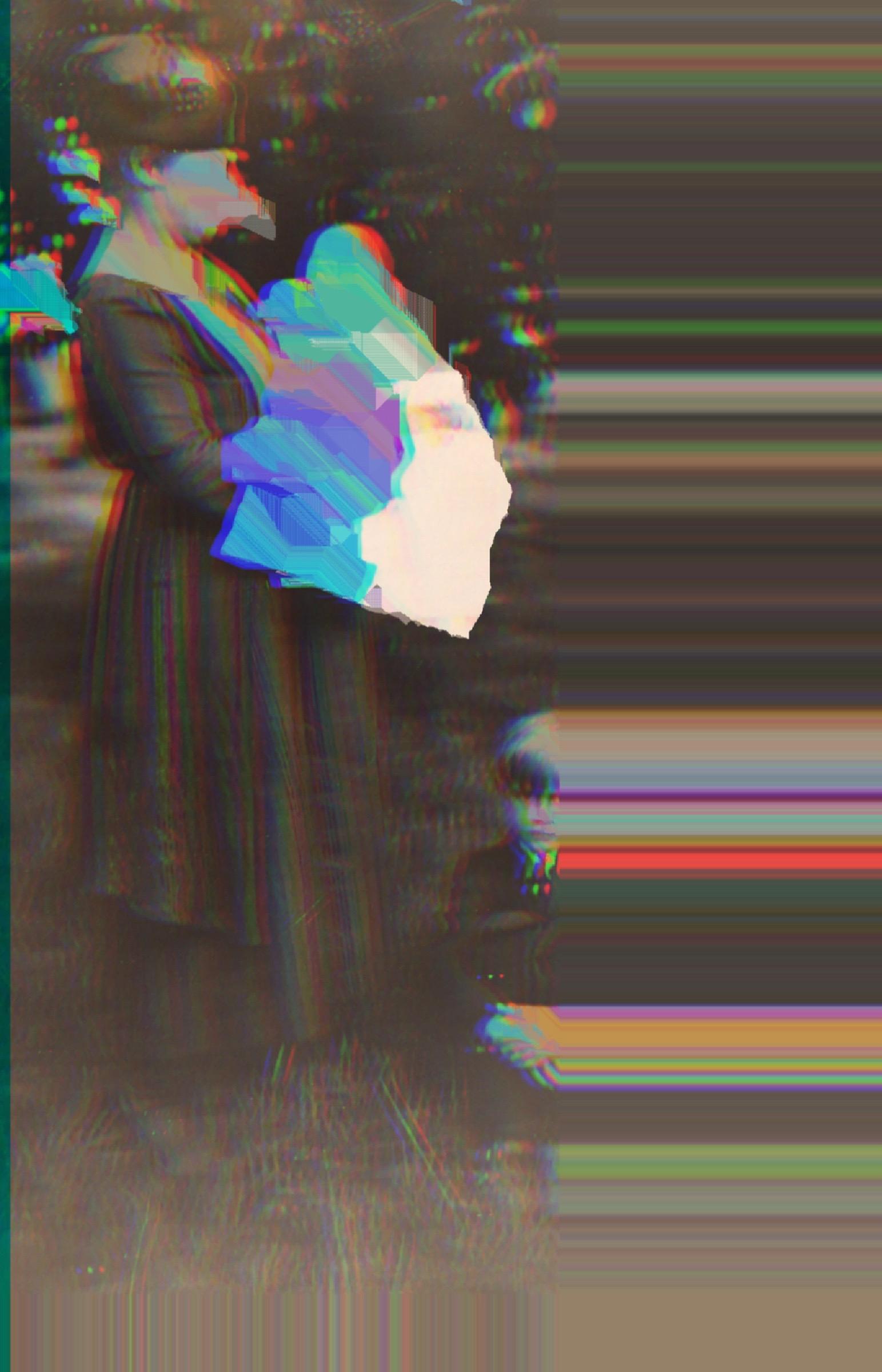 Digital Detritus No. 1    Digitally manipulated image  dimensions variable  2016