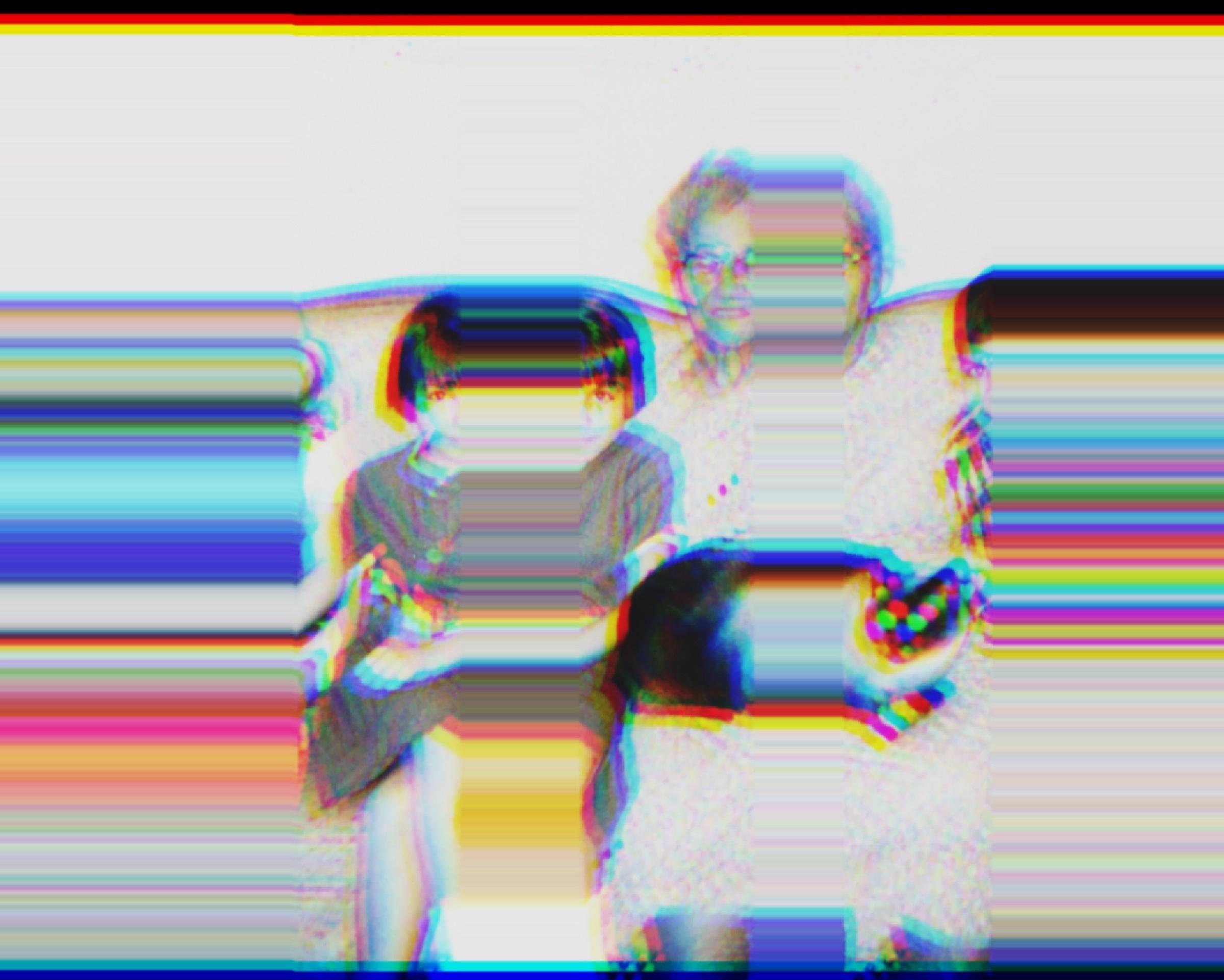 Digital Detritus No. 2    Digitally manipulated image  dimensions variable  2016
