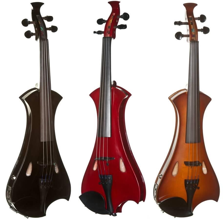 Meisel Spitfire Electric Violins — RS Berkeley Musical