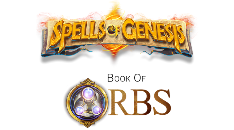 Partners - We've collaborated with Spells of Genesis and Book of Orbs to support other blockchain cards into the gameplay.