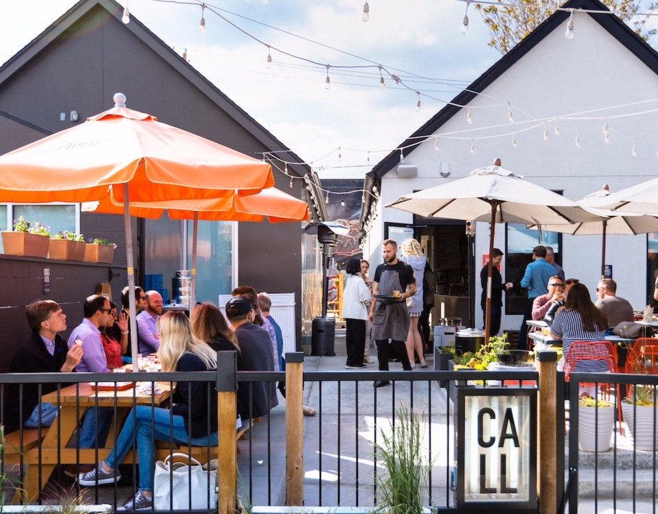 The Know | The coolest patios and rooftops to eat and drink on in the Front Range - When the weather turns nice in Colorado, we all face the same tough decision — which patio to sit on for the day?
