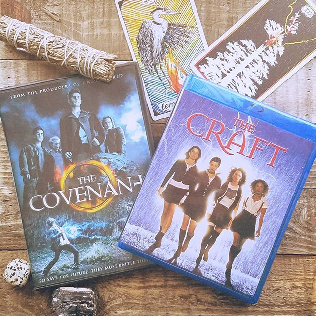 My ghoul Gory B Movie is bringing back Ghouls Night Out this Saturday (9pm EST) 😱 Get your tarot cards, sage, and crystals ready and join the GNO coven as us witches discuss The Craft and The Covenant 🌒🌕🌘 #ghoulsnightout #thecraft #thecovenant #witchesofinstagram #witchcraft #nothorror #horrorishealthy