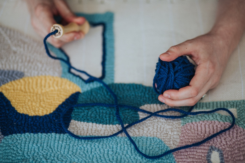 First Steps - How to get started with your punch needle adventure.