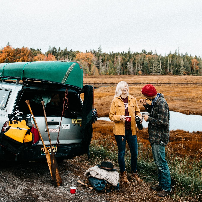Sanborn Canoe Company: Fall 2016