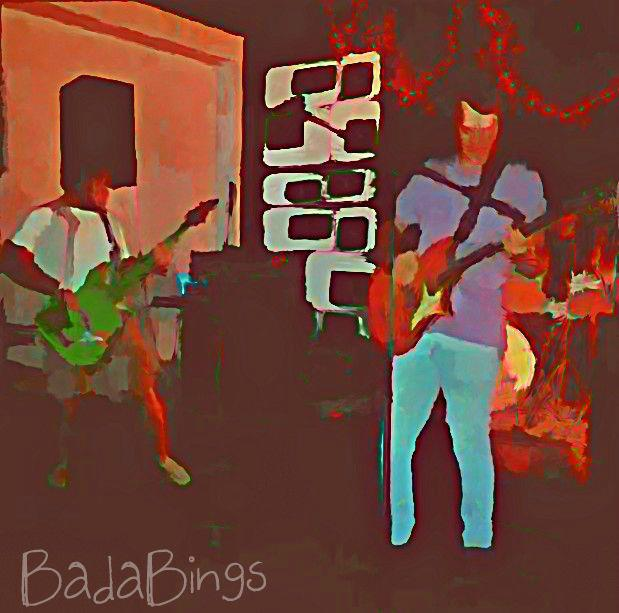 """BadaBings - BadaBings is a self proclaimed, """"freeform punk outfit"""". Hailing from somewhere on the Alabama/Georgia state line, this trio of troglodytes plays a stripped down version of ska punk that sounds like it has been gurgled up through the southern mud.BadaBIngs was originally formed in 2012 by Hudson Thompson and Steven Jarvis. Knowing that they both hate cover bands, they decided to form a cover band to play in local bars. They decided on the name BadaBings as it was (still is) the worst bar band name they could think of. After playing music for two seconds they then remembered that they both hate cover bands. They kept the name anyway.Writing songs influenced by punk and reggae, the duo quickly realized a drummer would be needed.Enter Marzy Turtle.The trio recorded a handful of E.P.'s and one full length album before separating in 2014 to pursue other endeavors.In 2017 BadaBings reformed when the original members retreated back to the south just like in the civil war. Shortly thereafter, Badabings began writing new material. #Bbeautiful was released November 2018 on Cancer Records. The album holds 11 songs that capture the band's original direction while highlighting who they are now."""