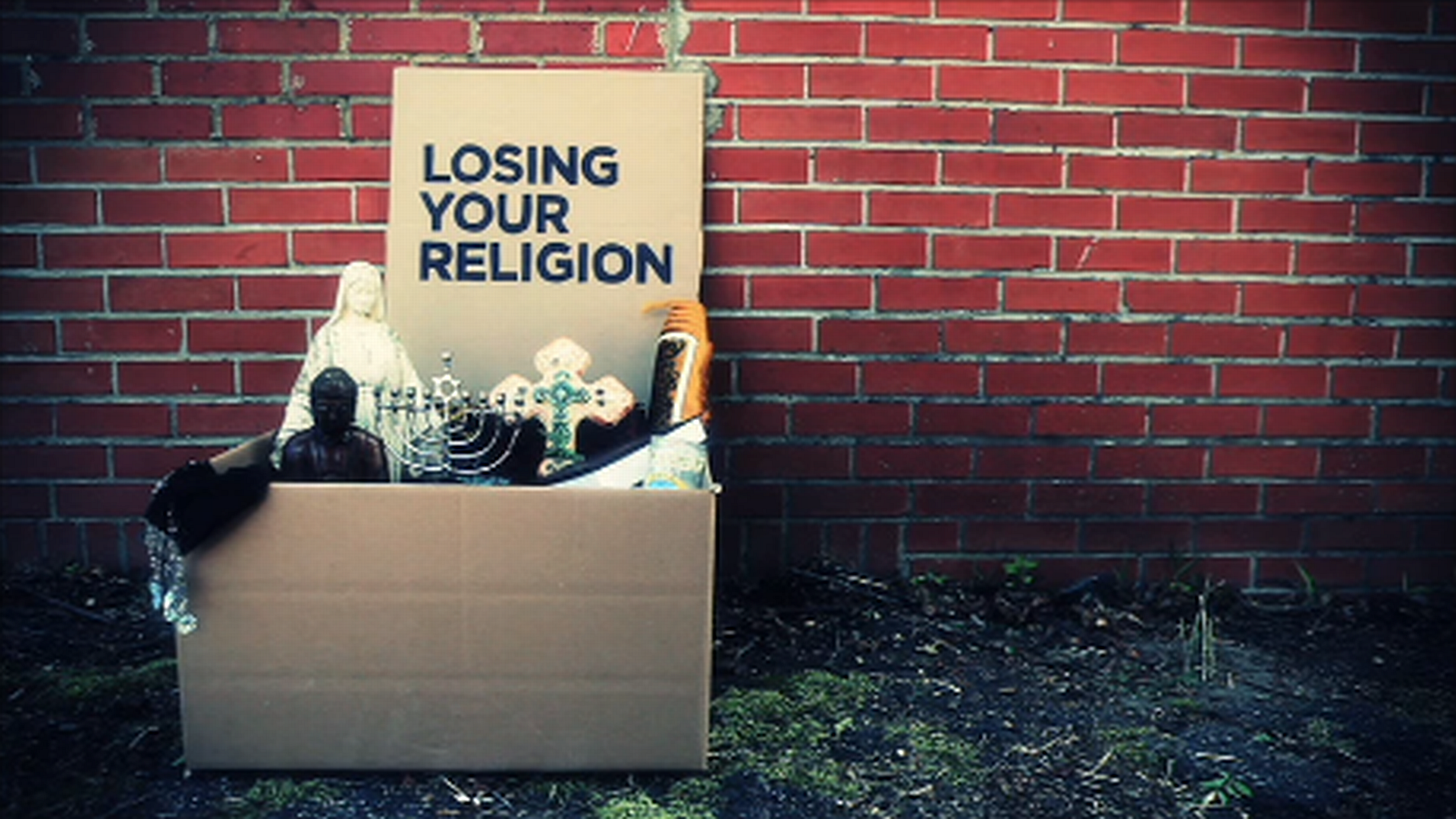 - Losing Your Religion 2: The Most Important ThingOctober 28, 2019Speaker: Jim Dunn