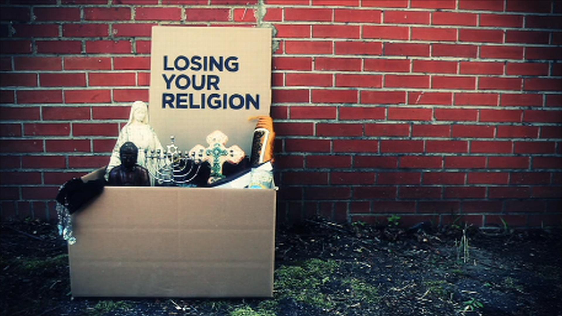 - Losing Your Religion 4: Somebody to LoveNovember 11, 2018Speaker: Jim Dunn