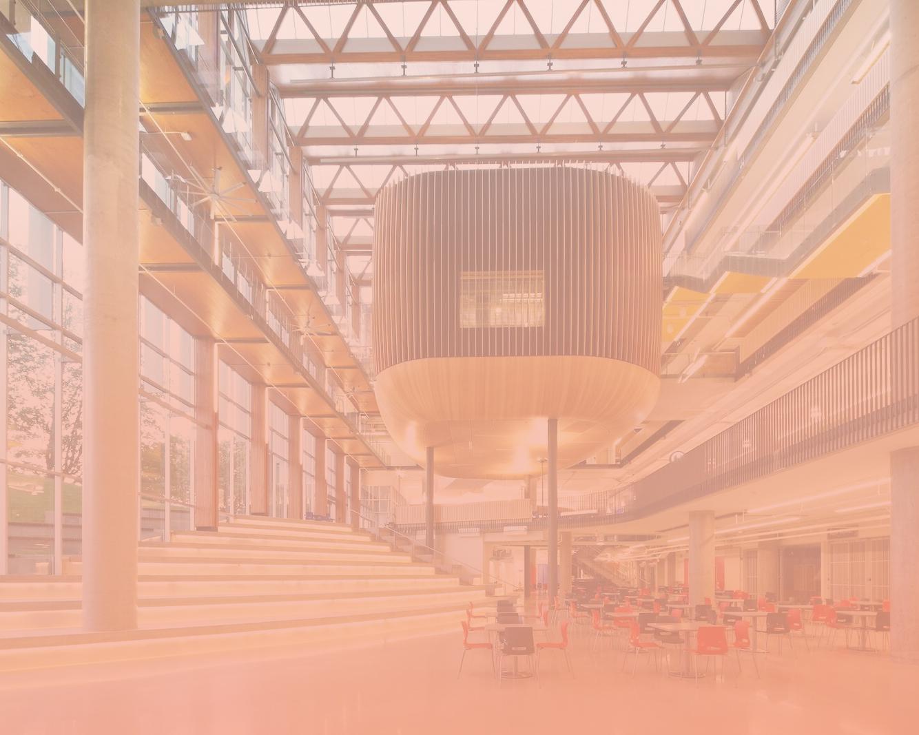 UBC STUDENT UNION BUILDING -
