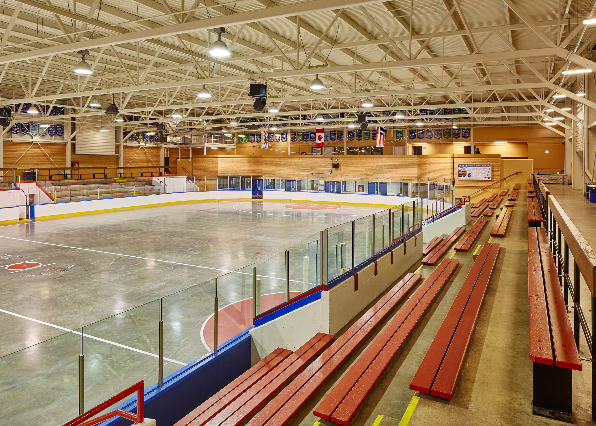 Ladner Leisure Centre -