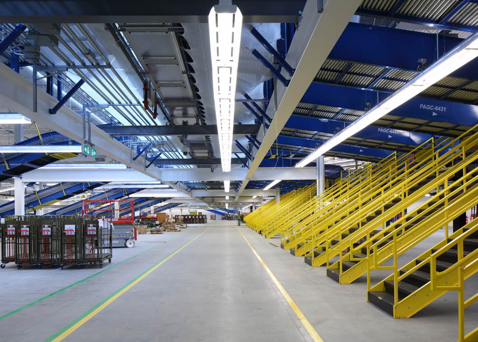 Canada Post Pacific Processing Plant -
