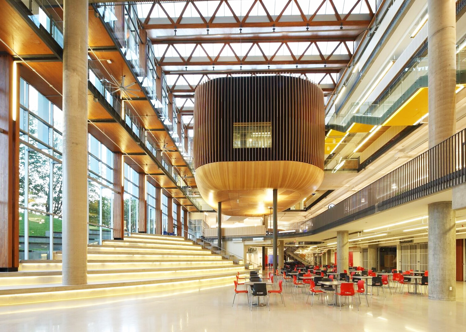 UBC Student Union Building -