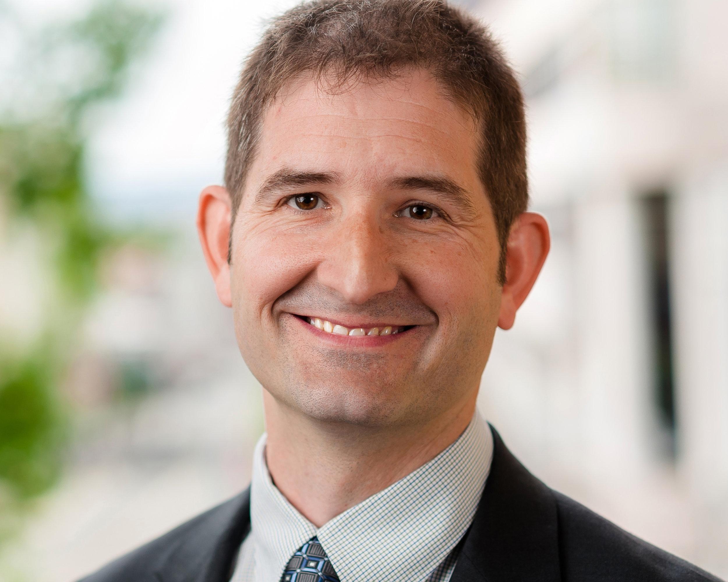 Iain Barnes - Vice President