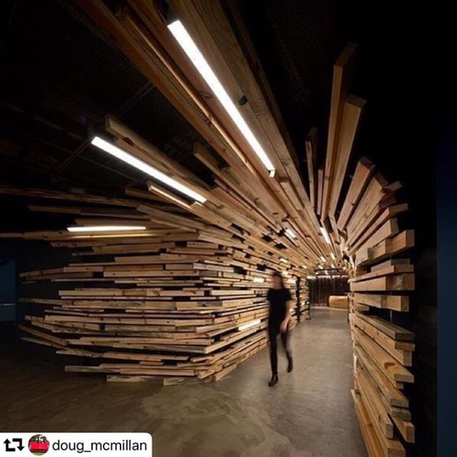 #Repost @doug_mcmillan AES staff had a lot of fun with our creative and unique lighting design for this project! Many thanks to @emaphotographi for so beautifully capturing the space. @perkinswill_van #Architecture #LightingDesign #AES #aesengr #DesigningaBetterTomorrow