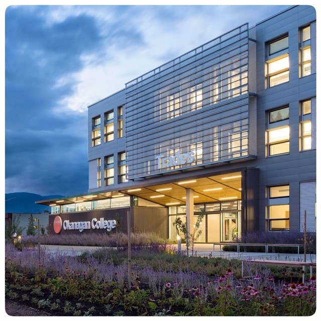 AES is proud to support trades and trades education. We loved working on Okanagan College's Trades Renewal and Expansion project, which created a modern, energy-neutral learning space capable of training 2,400+ students and apprentices. Congrats to all the 2019 graduates! We are excited about what your future holds. @okanagancollege @diamondschmittarchitects @ame_group . #OkanaganCollege #Classof2019 #Trades #TradesEducation #Sustainability #AES #aesengr #ElectricalEngineering #LightingDesign #Vancouver #Victoria #Edmonton #Calgary #DesigningaBetterTomorrow #EducatingtheFuture