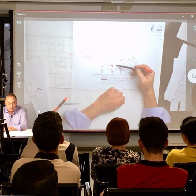 #fbf to AES #TechTalks with Roger Dupuis. Thank you Roger for sharing your approach and expertise to electrical design and drawing markups! . Shoutout to @alextivy and Diana for the awesome A/V setup. . #AES #aesengr #ElectricalDesign #ElectricalEngineering #Vancouver #Victoria #Edmonton #Calgary #EducatingtheFuture #DesigningaBetterTomorrow