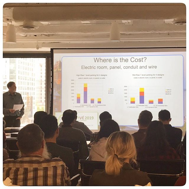 What better way to start our week than in the Learning Lab? This afternoon, AES EV expert Don Chandler visited our Vancouver office to present The Power to Change, a seminar to inform policy and engineering design of EV infrastructure. #AESTechTalks #EV #EVinfrastructure #AES #aesengr #DesigningaBetterTomorrow