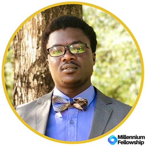 Mohammed V Kamara Jr, _, ameu,director,sdg17,2018,liberia,Africa