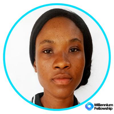 Thabitha Ewoenam Kamalo _, alu, milenium, sdg1 ,2019, rwanda, africa