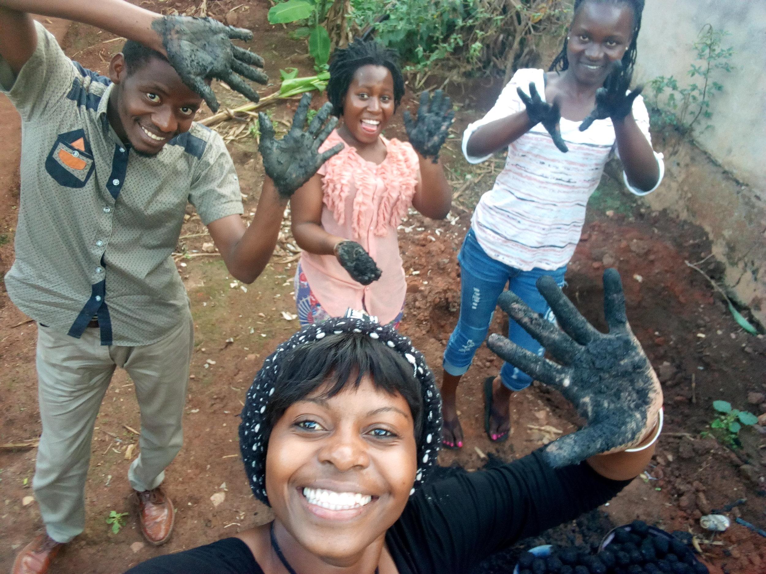 Millennium Fellows '18 at Makerere University, Uganda