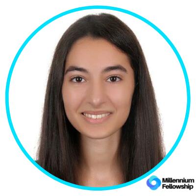Yara Mouzahem _, aub,      millennium,      sdg4,     lebanon,      2019,      asia,