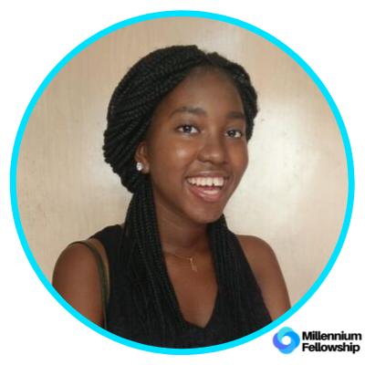 Anthonia Omonye Abraham _, cmul,      millennium,      sdg3,     nigeria,      2019,      africa,