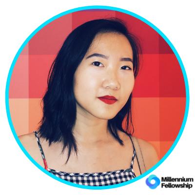 Xiaoyu (Angela) Li _, cornell,      millennium,      sdg12,     usa,      2019,      americas,