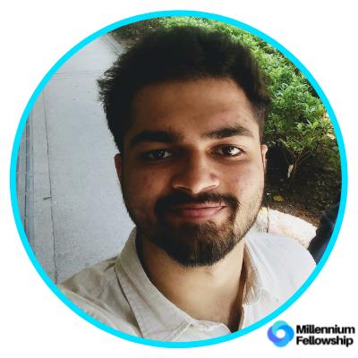 Vivek R _, mec,      millennium,      sdg17,     iindia,      2019,      asia,