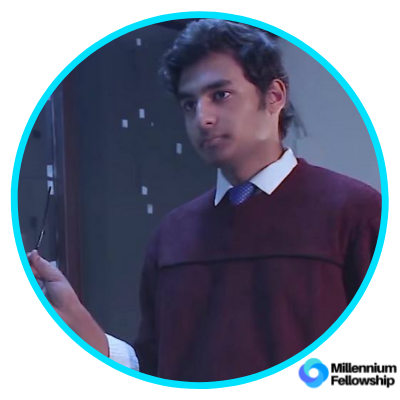 Abhiram Tarimala _, iitm,      millennium,      sdg4,     iindia,      2019,      asia,