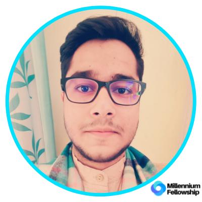 Jayat Joshi _, iitm,      millennium,      sdg4,     iindia,      2019,      asia,