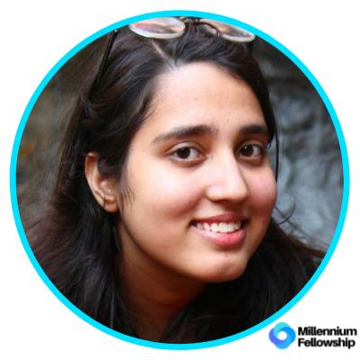 Aadrika Pant _, ipcw,      millennium,      sdg10,     iindia,      2019,      asia,