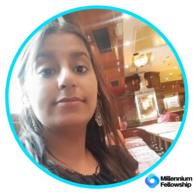 Kavita Chaudhary _, ipcw,      millennium,      sdg4,     iindia,      2019,      asia,