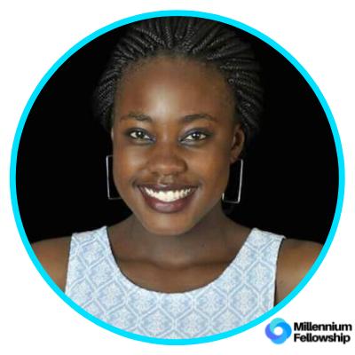 Angela Laura Ojwang' _, jkuat,      millennium,      sdg3,     kenya,      2019,      africa,