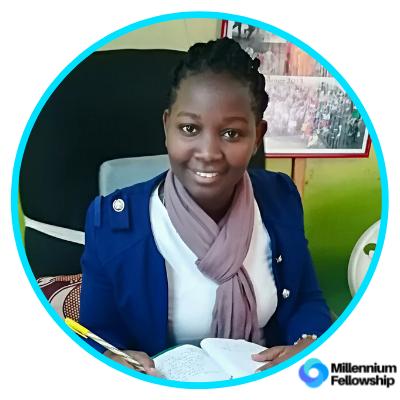 Mary Irene N. Mwangi _, kukc,      millennium,      sdg4,     kenya,      2019,      africa,