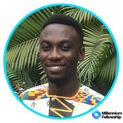 Dennis Owusu _, knust,      millennium,      sdg4,     ghana,      2019,      africa,