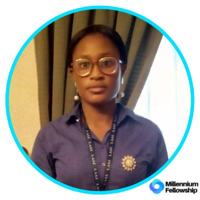 Mariam Ayomide Ogboye _, lsu,      millennium,      sdg4,     nigeria,      2019,      africa,