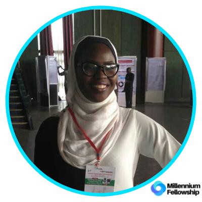 Aisha Sanusi _, lautech,      millennium,      sdg3,     nigeria,      2019,      africa,