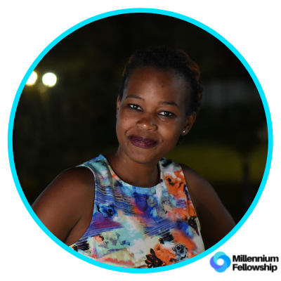 Geraldine Chiedza Bosha _, nustzw,      millennium,      sdg4,     zimbabwe,      2019,      africa,