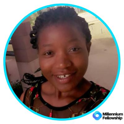 Tanyaradzwa Nicole _, nustzw,      millennium,      sdg4,     zimbabwe,      2019,      africa,