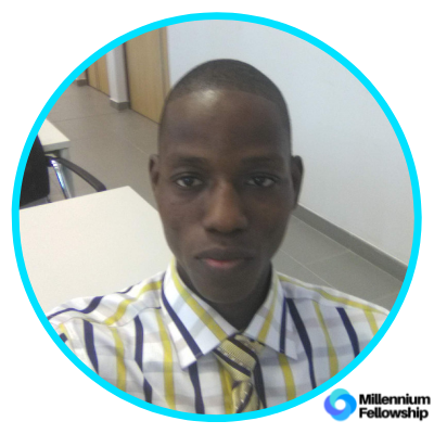 Justus Akinlolu Ilemobayo _, oau,      millennium,      sdg6,     nigeria,      2019,      africa,