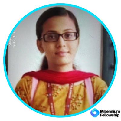Anbu Vivega _, psgcas,      millennium,      sdg2,     iindia,      2019,      asia,