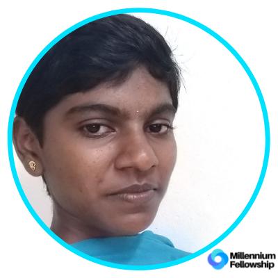 Bharathi Dharmaraja _, psgcas,      millennium,      sdg2,     iindia,      2019,      asia,