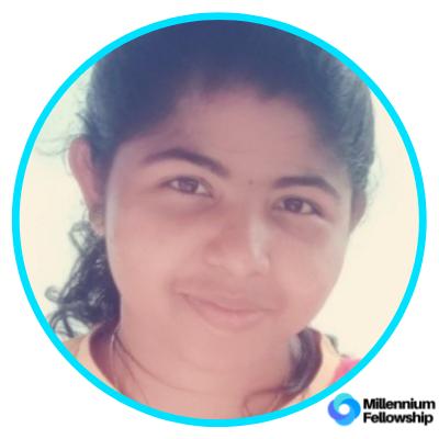 M G Shivani _, psgcas,      millennium,      sdg2,     iindia,      2019,      asia,