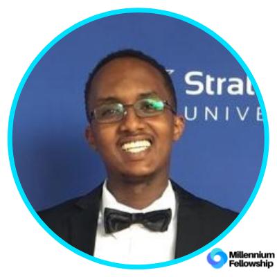 Ezra Kipruto Yego _, strathmore,      millennium,      sdg17,     kenya,      2019,      africa,