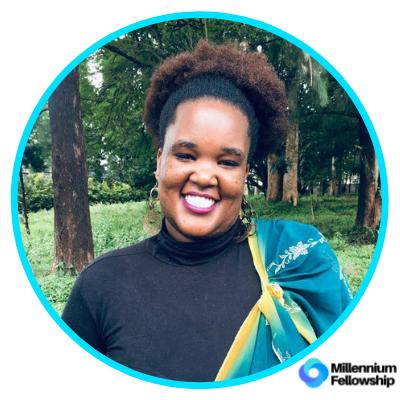 Caroline Wairimu Kihara _, strathmore,      millennium,      sdg5,     kenya,      2019,      africa,