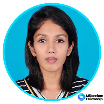 Neha Saju _, tkmce,      millennium,      sdg4,     iindia,      2019,      asia,